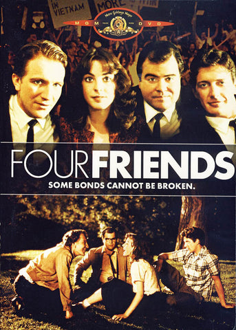 Four Friends (MGM) DVD Movie