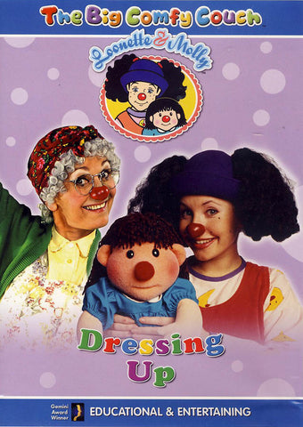 Big Comfy Couch - Dressing Up DVD Movie