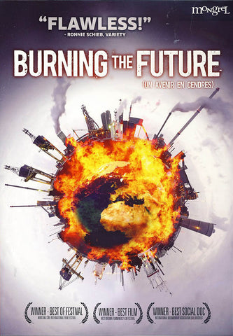 Burning the Future: Coal in America (Bilingual) DVD Movie