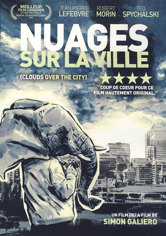 Nuages sur la ville (Clouds Over The City) DVD Movie