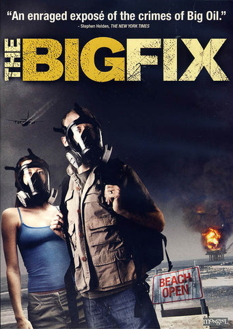 The Big Fix DVD Movie