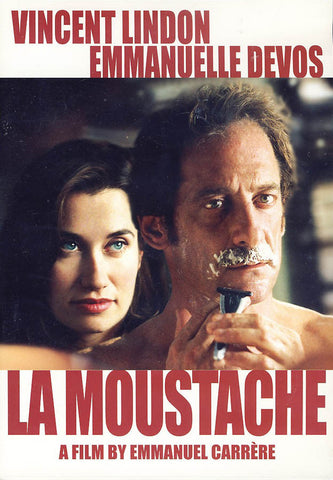 La Moustache (A Film by Emmanuel Carriere) DVD Movie