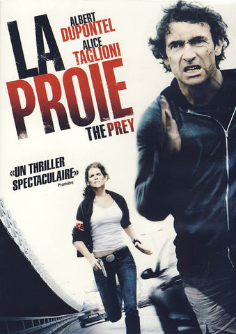 La Proie (The Prey) DVD Movie