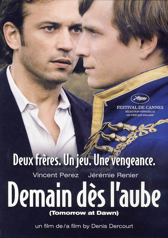 Demain Des L'Aube (Tomorrow At Dawn) DVD Movie