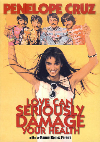 Love Can Seriously Damage Your Health DVD Movie