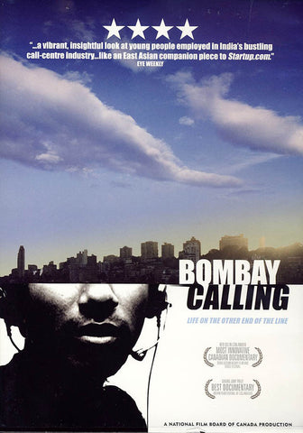 Bombay Calling DVD Movie