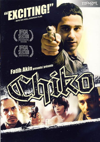 Chiko DVD Movie