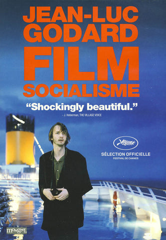 Film Socialisme DVD Movie