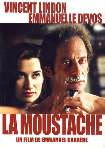 La Moustache (Un Film de Emmanuel Carrere) DVD Movie