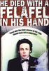 He Died With A Felafel In His Hand DVD Movie