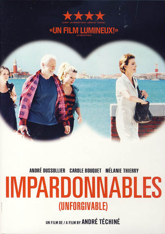 Impardonables (Unforgivable) DVD Movie