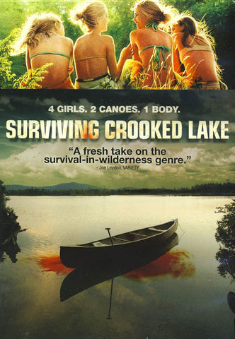 Surviving Crooked Lake DVD Movie