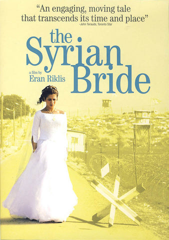 The Syrian Bride DVD Movie