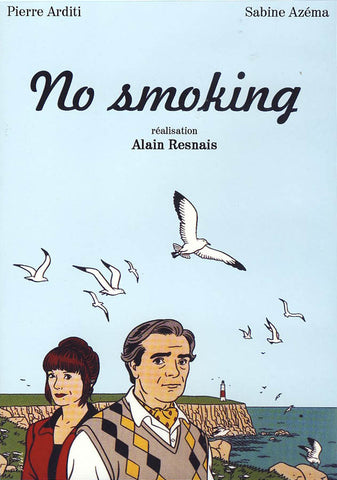 No Smoking DVD Movie
