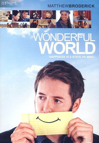 Wonderful World DVD Movie