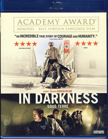 In Darkness (Blu-ray) BLU-RAY Movie