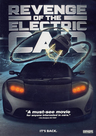 Revenge of the Electric Car DVD Movie