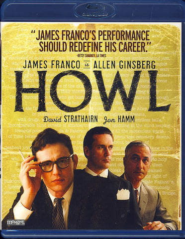 Howl (Blu-ray) BLU-RAY Movie