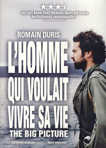 L'Homme qui voulait vivre sa vie (The Big Picture) DVD Movie