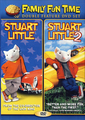 Stuart Little/Stuart Little 2 (Double Feature)