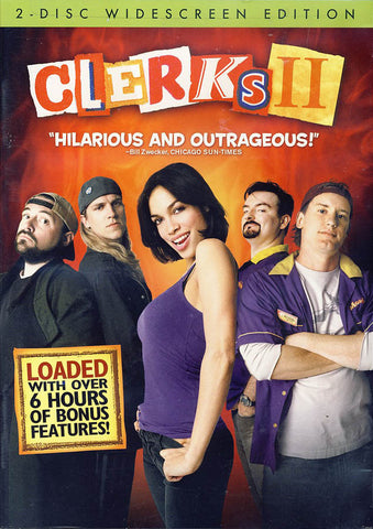 Clerks II (Two-Disc Widescreen Edition) DVD Movie