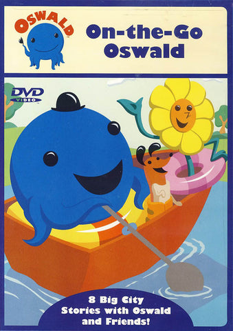 Oswald: On-the-Go Oswald DVD Movie