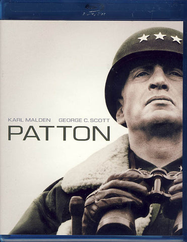 Patton (Blu-ray) BLU-RAY Movie