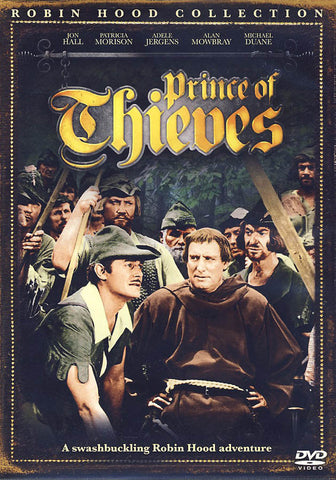 Prince of Thieves (Robin Hood Collection) DVD Movie