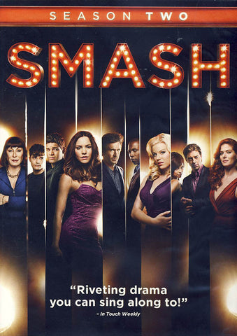 Smash: Season 2 DVD Movie