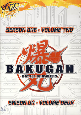 Bakugan: Season 1, Vol. 2 (Bilingual) (Boxset) DVD Movie