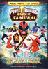 Power Rangers Super Samurai: The Supe Poweered Black Box Vol. 1 DVD Movie