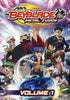Beyblade: Metal Fusion Vol. 1 DVD Movie