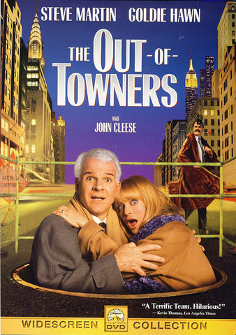 The Out-Of-Towners DVD Movie