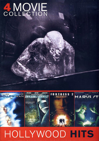 Hollow Man/Hollow Man 2/Fortress 2/The Harvest (4-pack) DVD Movie