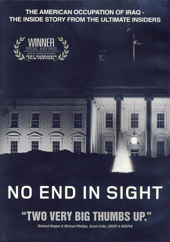 No End In Sight DVD Movie