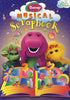 Barney's Musical Scrapbook DVD Movie