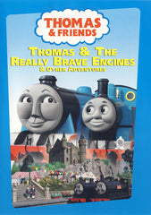 Thomas and Friends - Thomas and the Really Brave Engine