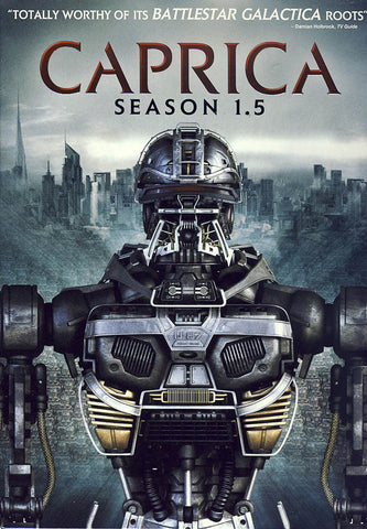 Caprica - Season 1.5 (Battlestar Galactica) DVD Movie