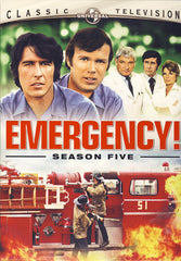Emergency - Season Five (Boxset)
