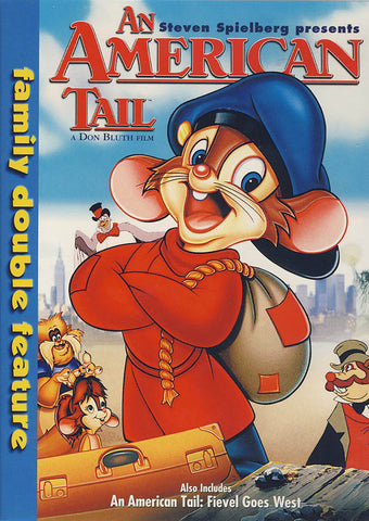 An American Tail (Family Double Feature) DVD Movie