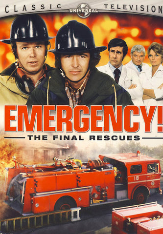 Emergency - The Final Rescues (Boxset) DVD Movie