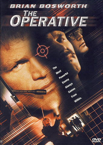 The Operative DVD Movie