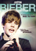 Justin Bieber: Rise To Fame DVD Movie