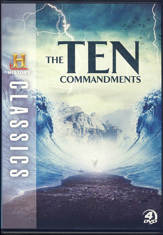 HISTORY Classics - The Ten Commandments DVD Movie
