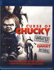 Curse of Chucky (Unrated)(Bilingual)(Blu-ray)