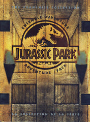 Jurassic Park Adventure Pack Trilogy (Bilingual)(Boxset)