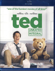 Ted (Unrated Edition)(Bilingual)(Blu-ray)