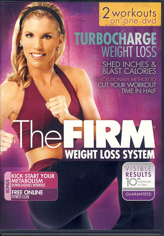 The Firm - Turbocharge Weight Loss DVD Movie