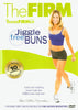 The Firm - Jiggle Free Buns (Green Cover) DVD Movie