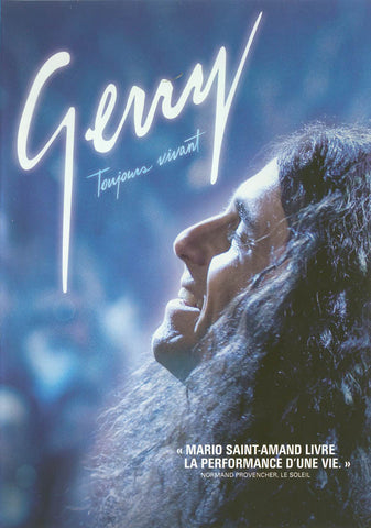 Gerry (Bilingual) DVD Movie
